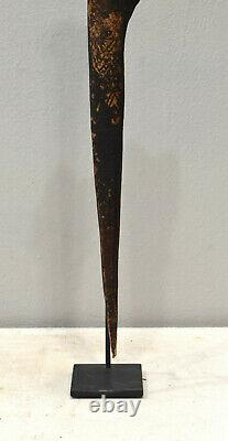 Papua New Guinea Rat Tooth Ceremonial Dagger