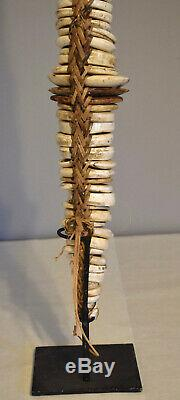 Papua New Guinea Shell Tridacna Lumi Money Stick Currency Trading Stick