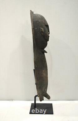 Papua New Guinea Statue Wood Abelam Ancestor Statue