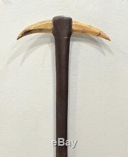 Papua New Guinea War Club Weapon Wuvulu Island