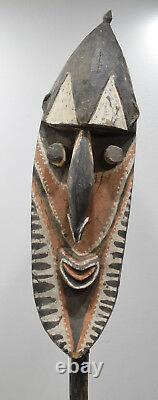 Papua New Guinea Yena Yam Spirit Wood Figure 54