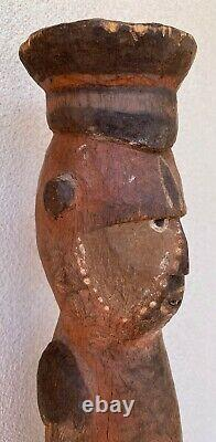 Papua New Guinea (abelam) Figure German Colonial Hat