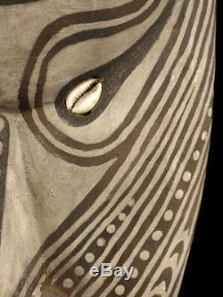 Papuan mask, sepik carving, papua new guinea