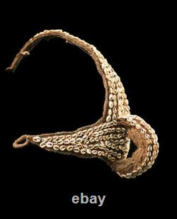 Parure frontale, headdress, papua new guinea, oceanic art, traditional ornament