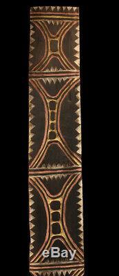 Planche votive, cult board, oceanic art, papua new guinea, art océanien, sepik