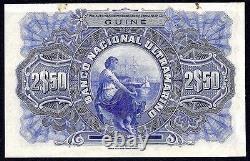Portuguese Guinea 2$50 1921 2.50 Escudos P-13 SPECIMEN EF