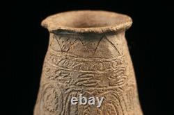 Pot à herbes, herbs pot, oceanic art, papua new guinea, traditional ceramic