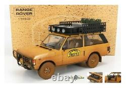 Range Land Rover Camel Trophy Edition PAPUA New GUINEA dirty 118 Almost Real