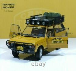 Range Rover Camel Trophy Edition Papua- Neu- Guinea 1981 1982 Almost Real 118