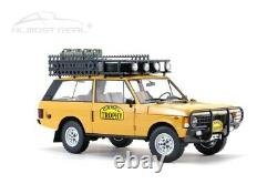 Range Rover Camel Trophy Papua New Guinea 1982 1/18 almostreal
