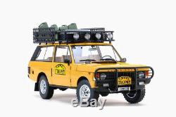 Range Rover Camel Trophy Papua New Guinea 1982 118 by Almost Real
