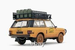 Range Rover Camel Trophy Papua New Guinea 1982 Dirty118 by Almost Real