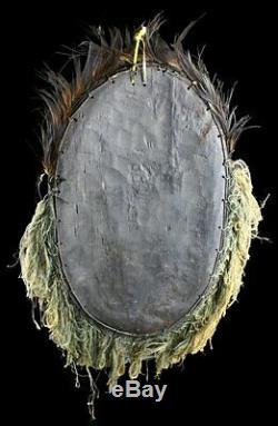Rare Aboriginal Mask Papua New Guinea