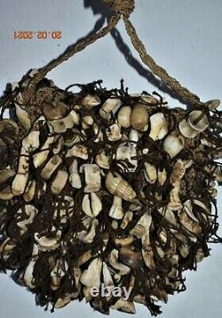 SAlE! PAPUA NEW GUINEA WITCHDOCTOR BAG 15 PROV