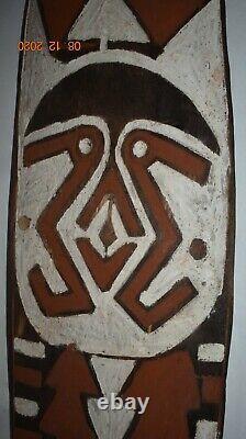Sale! PAPUA NEW GUINEA GOPE BOARD 1900S 37IN PROV