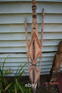Sale! Papua New Guinea Asmat Sheild 46 Prov