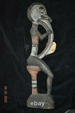 Sale! Papua New Guinea Cult Figure 20 Prov