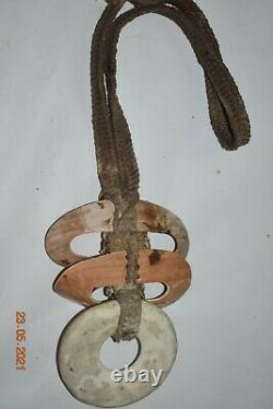 Sale! Papua New Guinea Headhunters Necklace 22 Prov