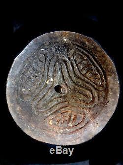Set of three scorcerer's tools SEPIK RIVER Papua New Guinea