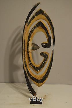 Statue Papua New Guinea Cult Hook Figure
