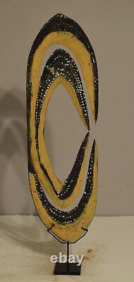 Statue Papua New Guinea Water Spirit Cult Hook