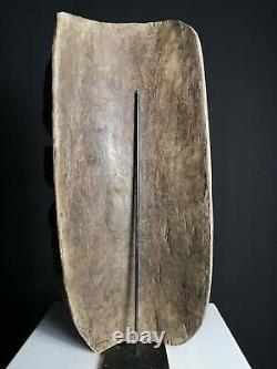 Stunning Fine Large Vintage Barak Mask, Murik Lakes, Papua New Guinea, PNG