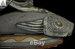 Stunning Powerful Old Spirit Totem, Palembai, PNG, Papua New Guinea, Oceanic