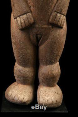 Tribal figure, ancestor statue, carving, oceanic art, papua new guinea