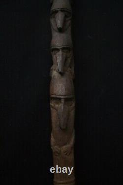 Very Fine Manam Island Ladle Papua New Guinea