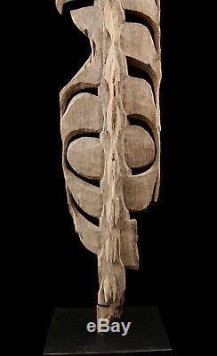 Yipwon cult figure, karawari river, papua new guinea, oceanic art, primitive art